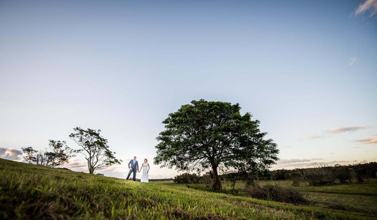 Byron Bay destination wedding