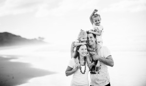 straddie family portrait