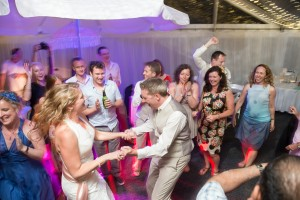 stradbroke island wedding party