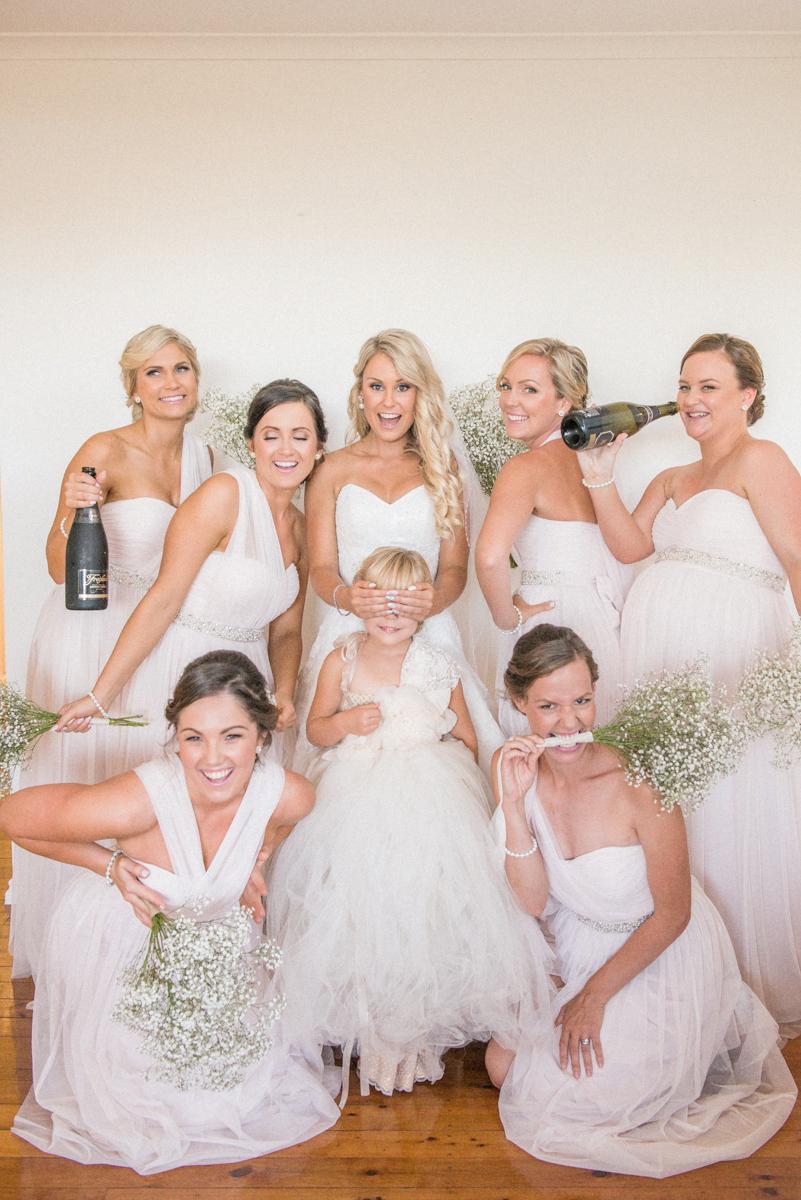 naughty bridesmaids
