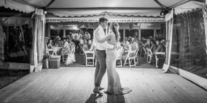 first dance on deck at point lookout community club