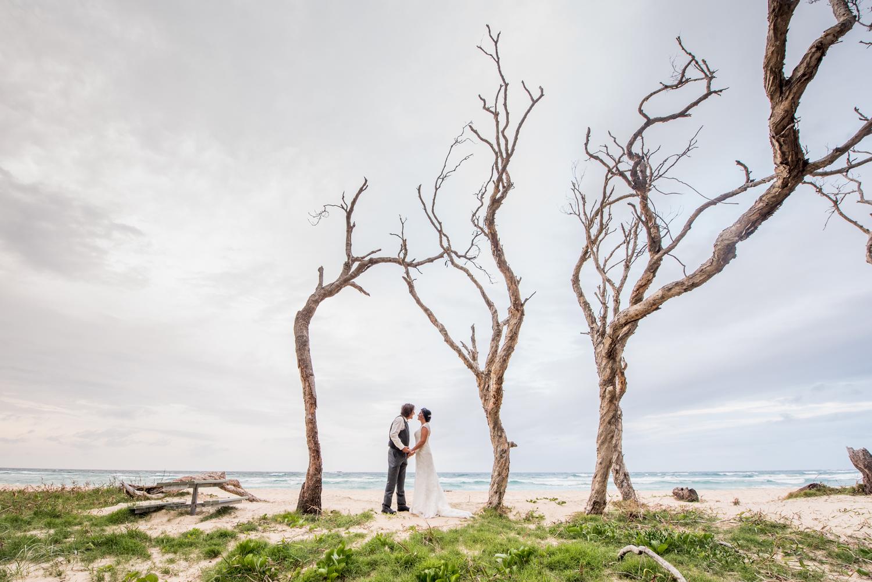 stradbroke wedding landscape