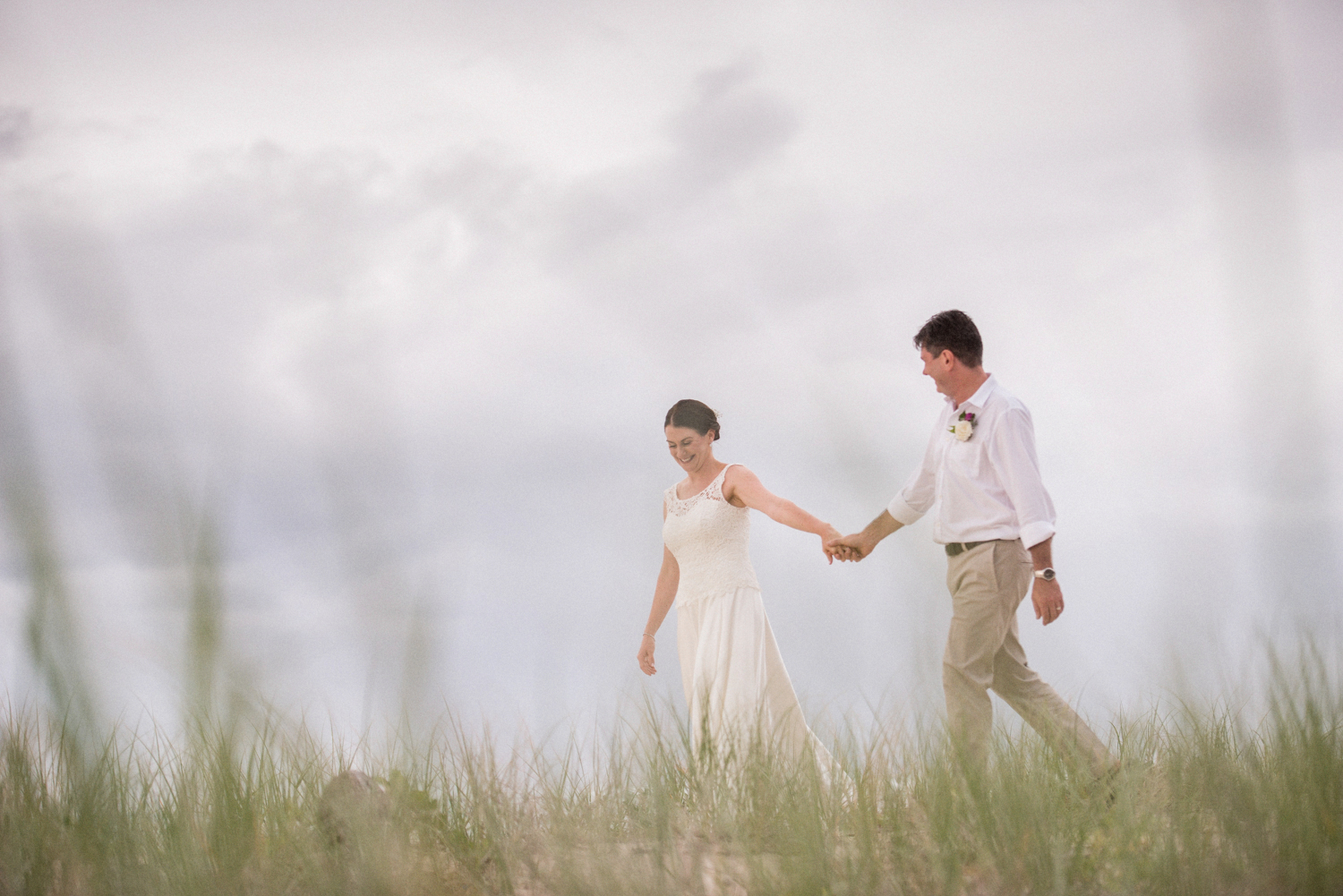 Amity Point is a fantastic intimate wedding location