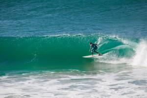 Surf Cylinder Beach North Stradbroke Island