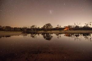 Flinders Beach Stars North Stradbroke Island