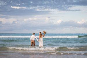 destination wedding island elopement