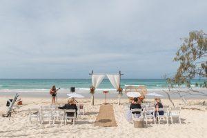 Jacinta and Jason | Stradbroke Island Middle Home Beach wedding | Ang & Stu | Stradbroke Island Photography