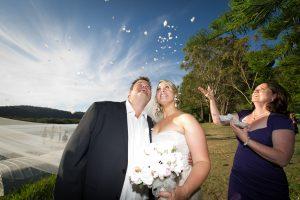 Patonga wedding photographer