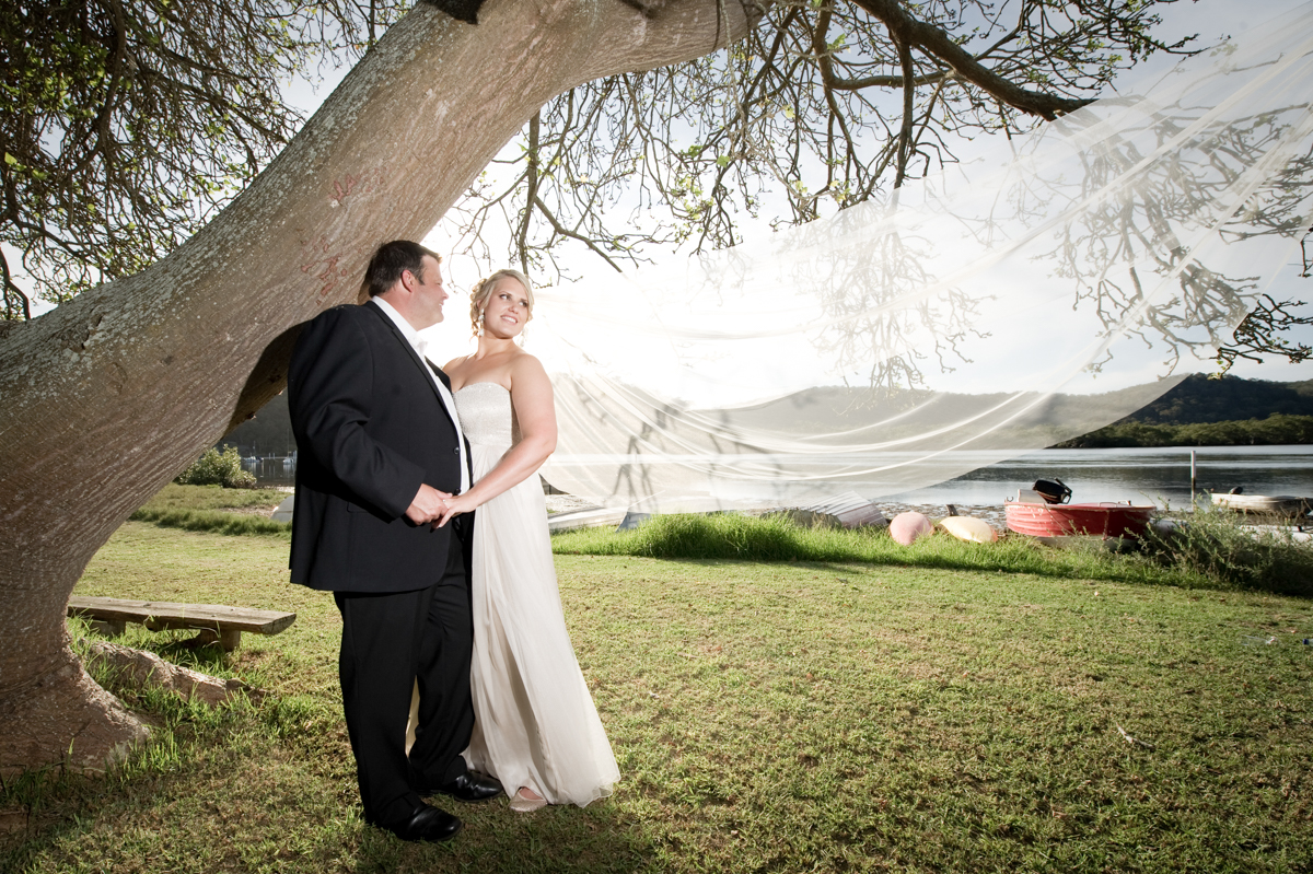 Patonga wedding photographer