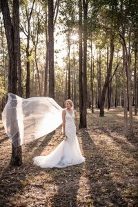 Lake Kurwongbah backyard wedding | Ang & Stu | Stradbroke Island Photography