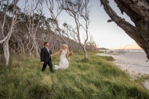 Kellie and Matt | Straddie wedding | Stradbroke Island Photography