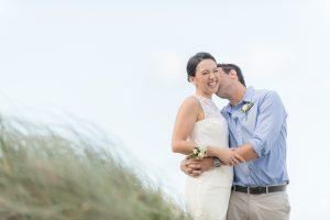 Sunshine Coast backyard wedding | Ang&Stu | Stradbroke Island Photography