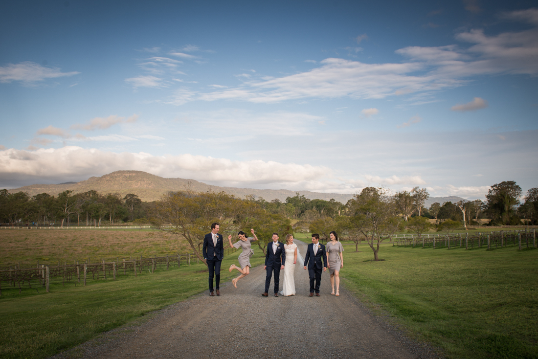 Albert River Wines wedding | Ang and Stu | Stradbroke Island Photography