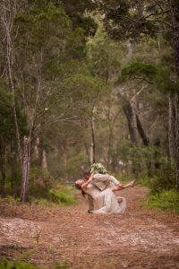 Tess and Danny | Amity Point Stradbroke Island wedding | Ang & Stu