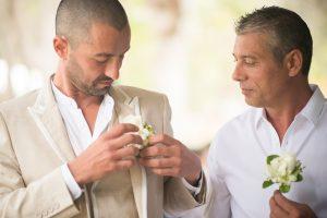 Tess and Danny | Amity Point Stradbroke Island wedding | Ang & Stu