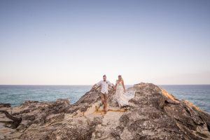 Hannah and Reg | Stradbroke Island | Point Lookout wedding photographer