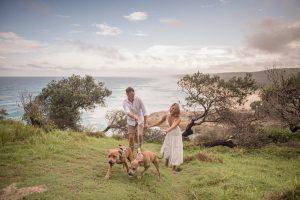 Nettii and Joel | Stradbroke Island Photography | Adventure Engagement