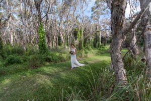 Stradbroke Island tipi Marquee wedding
