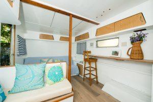 stradbroke island caravan renovations