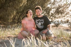 Kym and Al   Stradbroke family portrait   Amity family