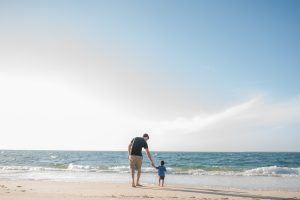 Kym and Al | Stradbroke family portrait | Amity family
