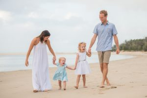 Park Family | Amity Point portraits