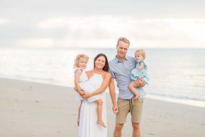 Park Family | Amity Point portraits