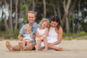 Park Family   Amity Point portraits