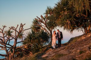 Andrea and Duncan | Straddie wedding |Cylinder Headland