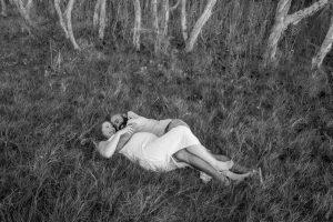 Rob and Rosie | Stradbroke Island maternity photography