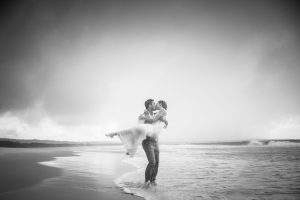 Emma and Anthony | Trash the dress |North Stradbroke Island wedding photographer | destination wedding | stradbrokeislandphotography.com