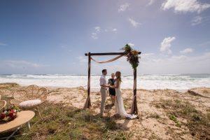 Helen and Ed | destination elopement | north stradbroke island | stradbrokeislandphotography.com