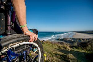 Ozur wheelchair adventures | Straddie | stradbrokeislandphotography.com