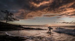 Adder Rock surf straddie
