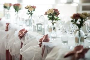 Stradbroke Island Hotel wedding reception