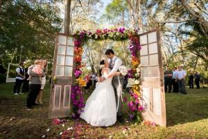 Kindara St swamp wedding ceremony