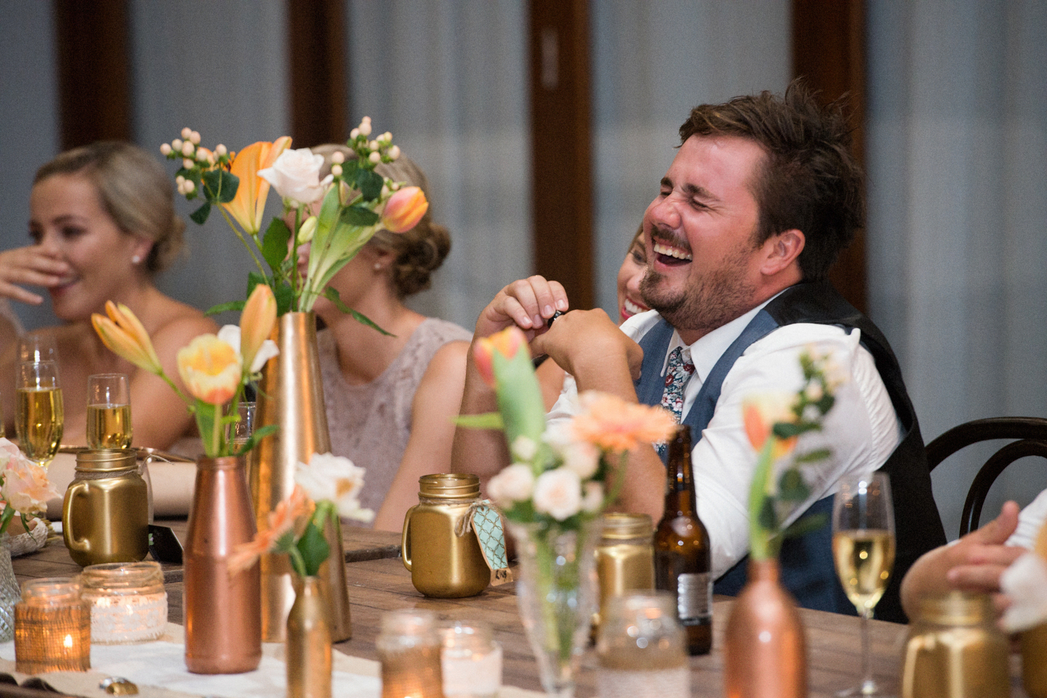 wedding speeches are awesome