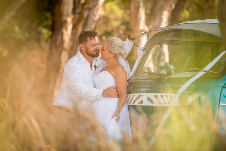 Love a wedding kombi
