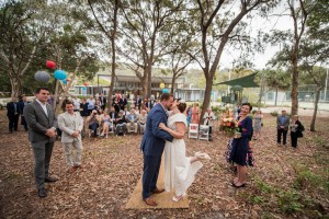 Point Lookout Community Hall Ceremony