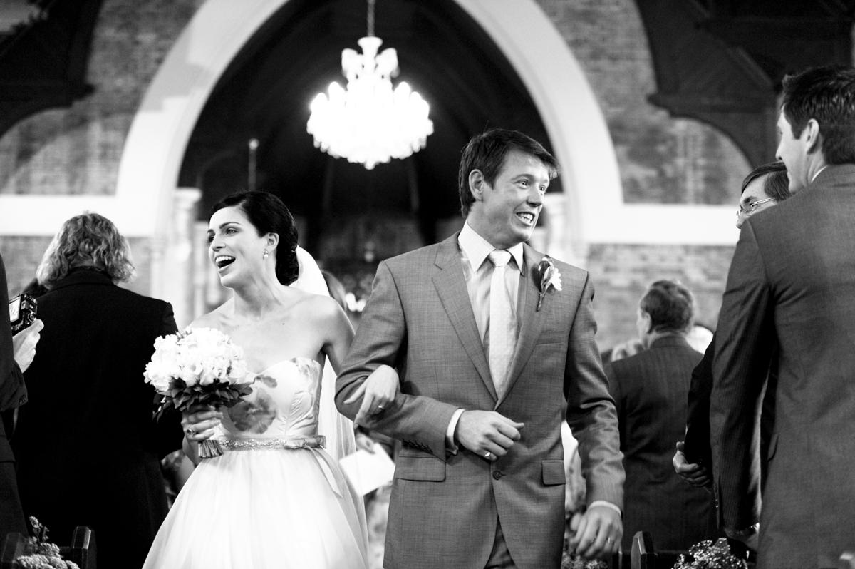 St Augustine's Brisbane wedding photographer