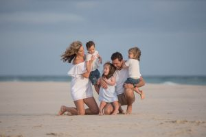 Hebson Family   Straddie family portrait