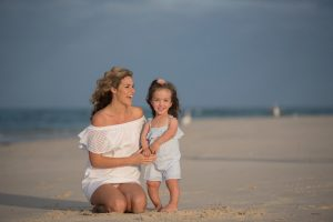 Hebson Family | Straddie family portrait