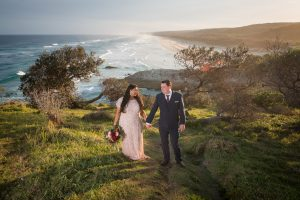 Ruby and Matt | Straddie Elopement photographer