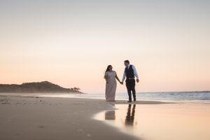 Ruby and Matt | Straddie Elopement photographer