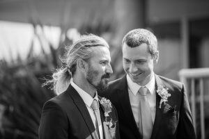 Andrea and Jeremy   Point Lookout Surf Club   Straddie wedding