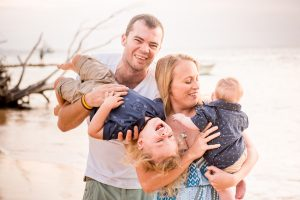 Sophie and Andy | Straddie Portrait | Amity beach family