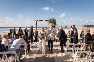 Stacey and Cameron | Stradbroke Island wedding photographer | wedding giveaway