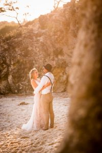 Straddie Hotel   North Stradbroke Island wedding   Steph and Sol