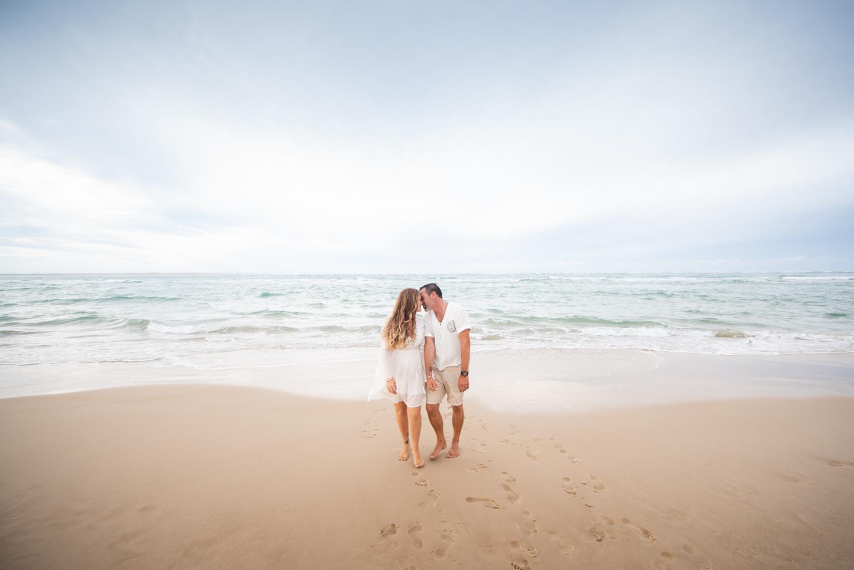 Melissa and Darren North Stradbroke Island Intimate wedding